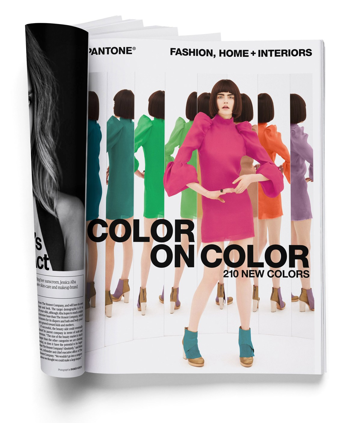 Base Pantone - Color on Color - Ad 01