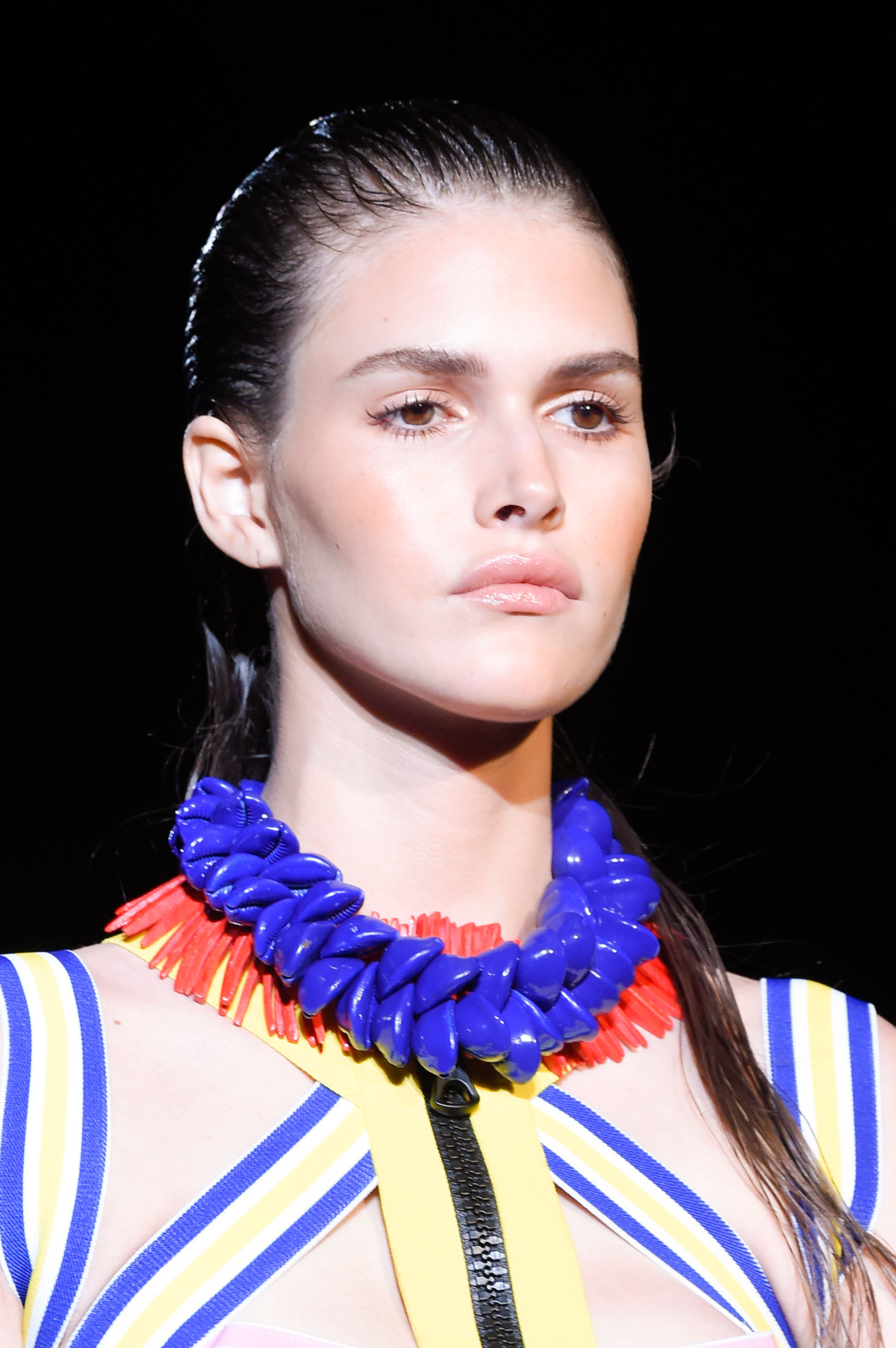 DSquared2-runway-beauty-spring-2016-fashion-show-the-impression-009