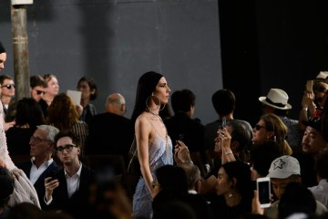 Givenchy show open to public photo