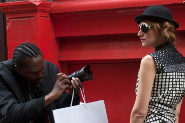 London Fashion Week Street Style Spring 2016 Day 1 Photo September 2015