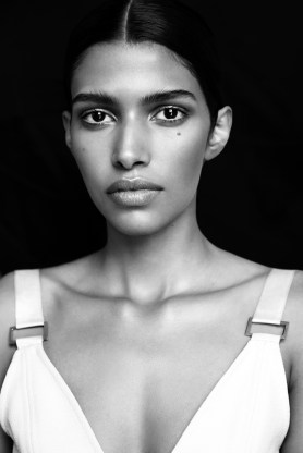 Pooja Mor model photo