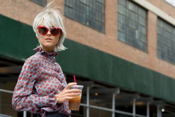 New York Fashion Week street style sept 2016 photo