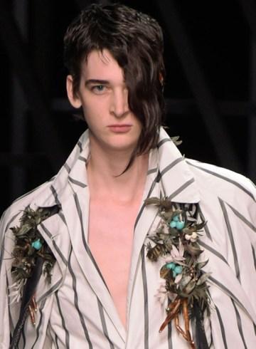 5351 Pour les Hommes Spring 2016 Fashion Show Photo