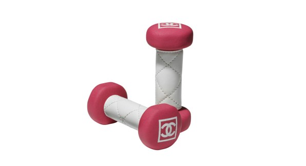 Chanel Weights Photo
