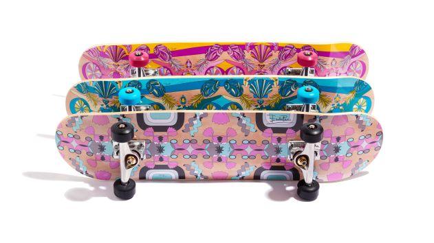 Pucci Skateboard Photo