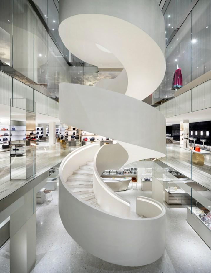 1st Floor Stairwell 2 - Scott Frances