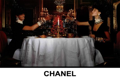 Chanel FW 1990