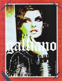 Galliano FW 2009