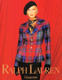 Ralph Lauren Collection FW 1991