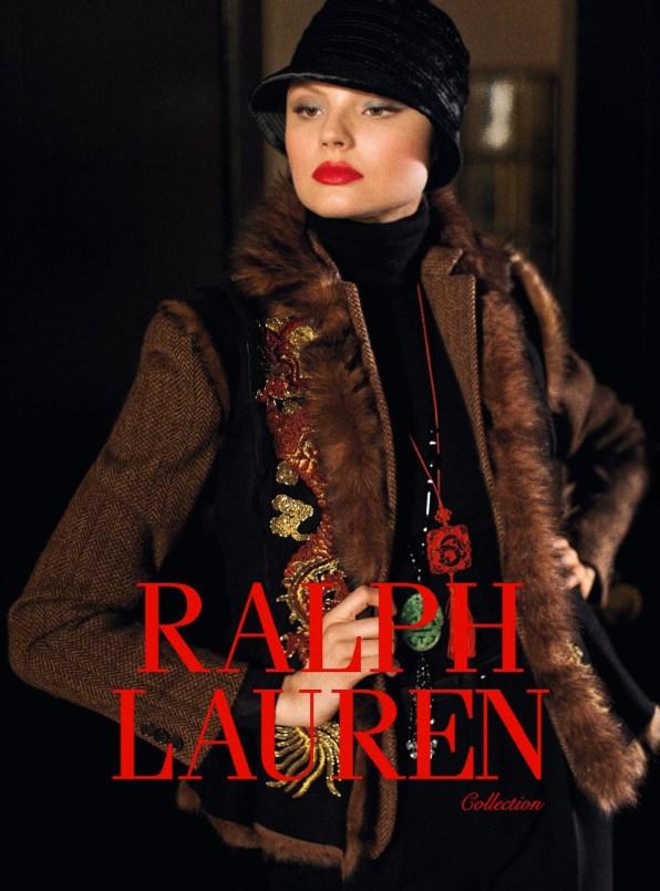 Ralph Lauren Collection FW 2011-1