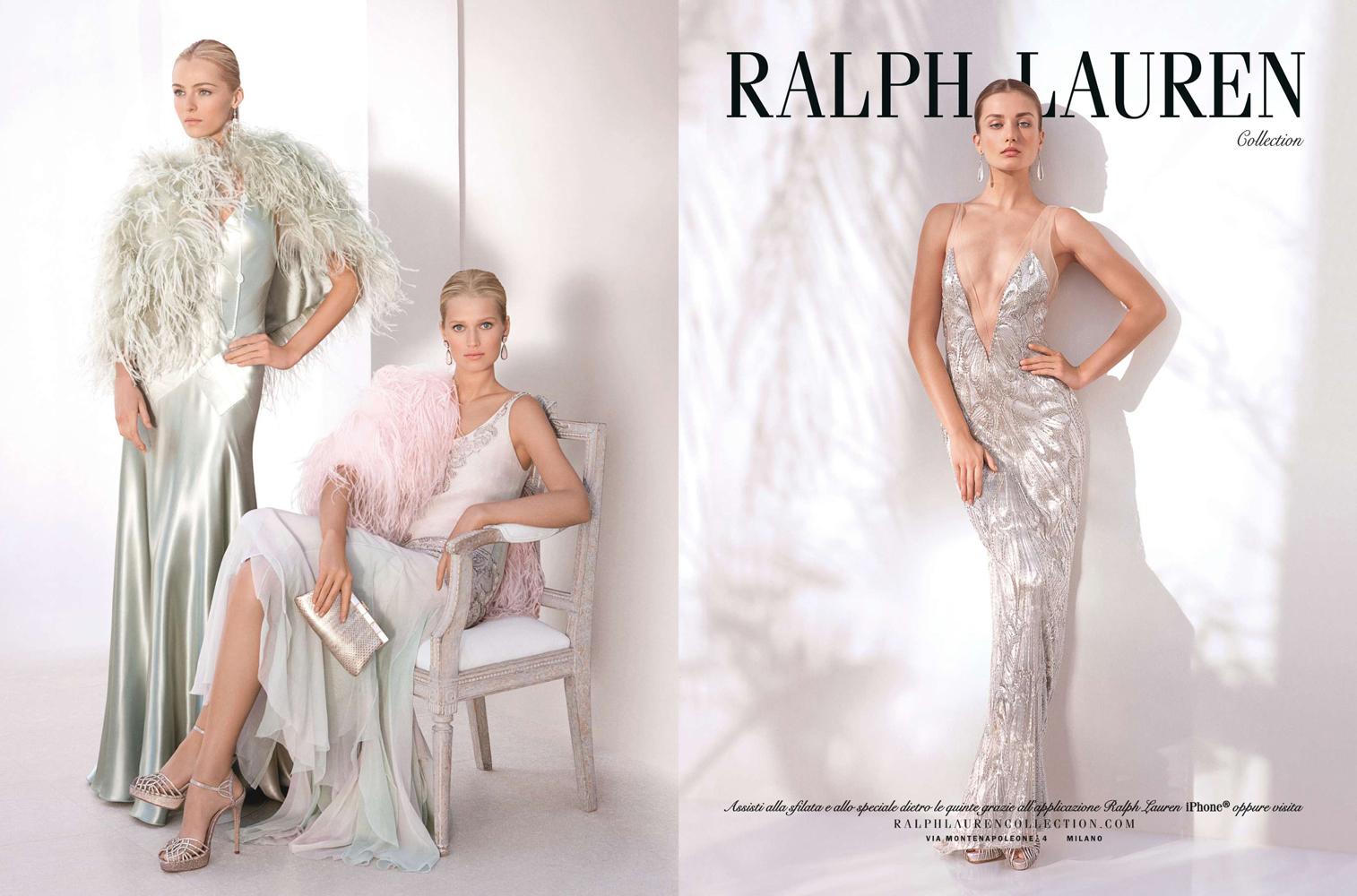 Ralph Lauren Collection SS 2012