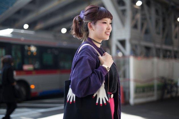 Tokyo str RF16 4098