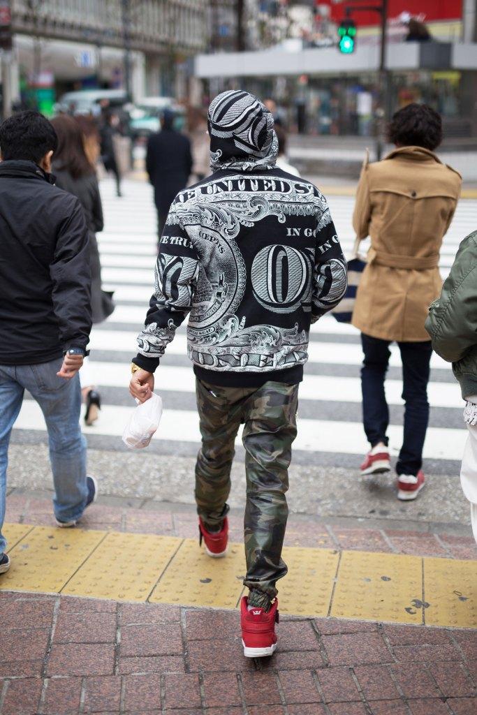 Tokyo str RF16 4124