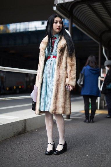 Tokyo str RF16 4618
