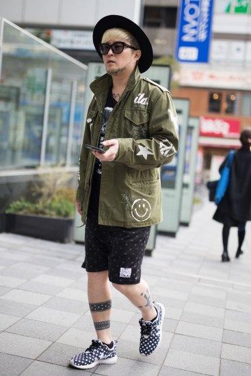 Tokyo str RF16 4630