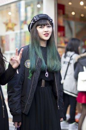 Tokyo str RF16 87