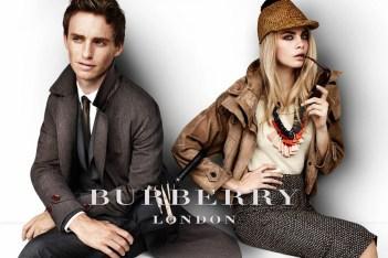 Burberry London SS 2012 Cara Delevingne
