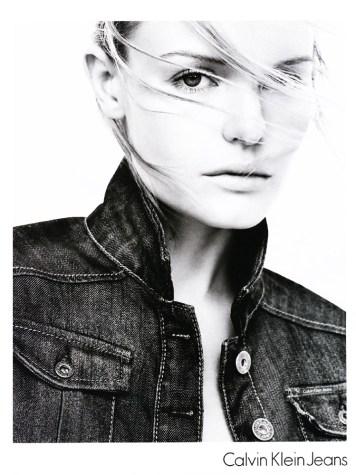 Calvin Klein Jeans SS 2008 David Sims Kate Bosworth