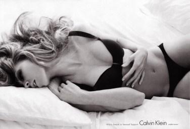 Calvin Klein Underwear SS 2004 Hilary Swank