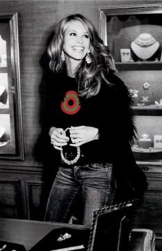 Elle Macpherson | Ellen von Unwerth - 2004