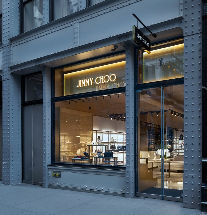 Jimmy-Choo-soho-store-opening-the-impression-01