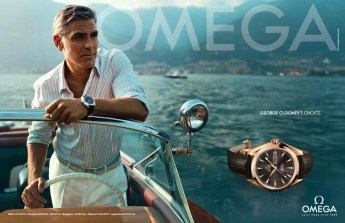 Omega Ad Campaign 2013 George Clooney