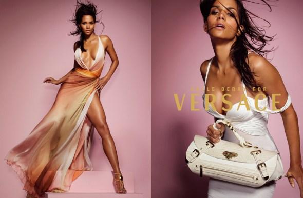 Versace SS 2006 Halle Berry