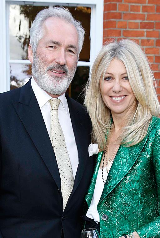 Jeremy King and Diane Kordas