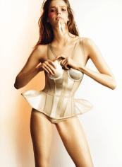 Alisha Ahman, Allure Magazine   March 2015