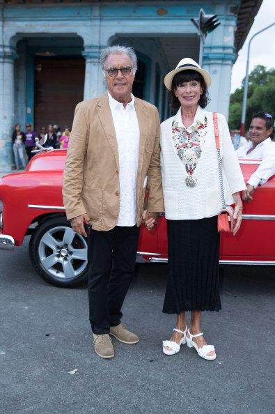 Patricio Castilla de Mujer & Geraldine Chaplin