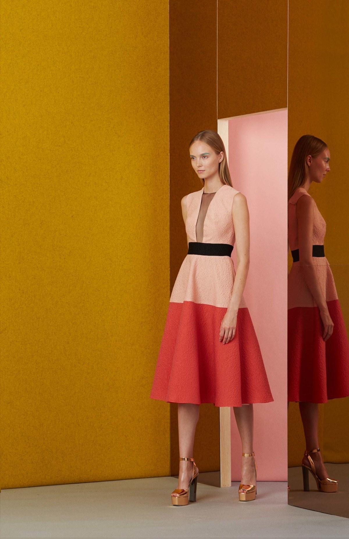Lela-Rose-Resort-2017-fashion-show-the-impression-002