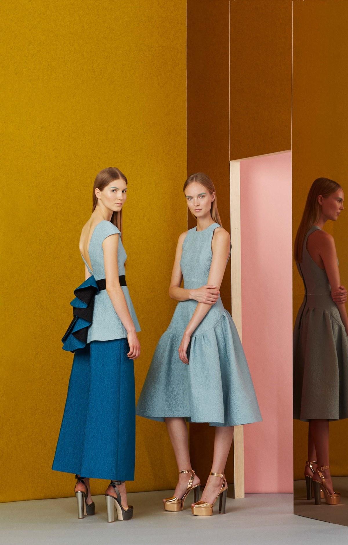 Lela-Rose-Resort-2017-fashion-show-the-impression-004