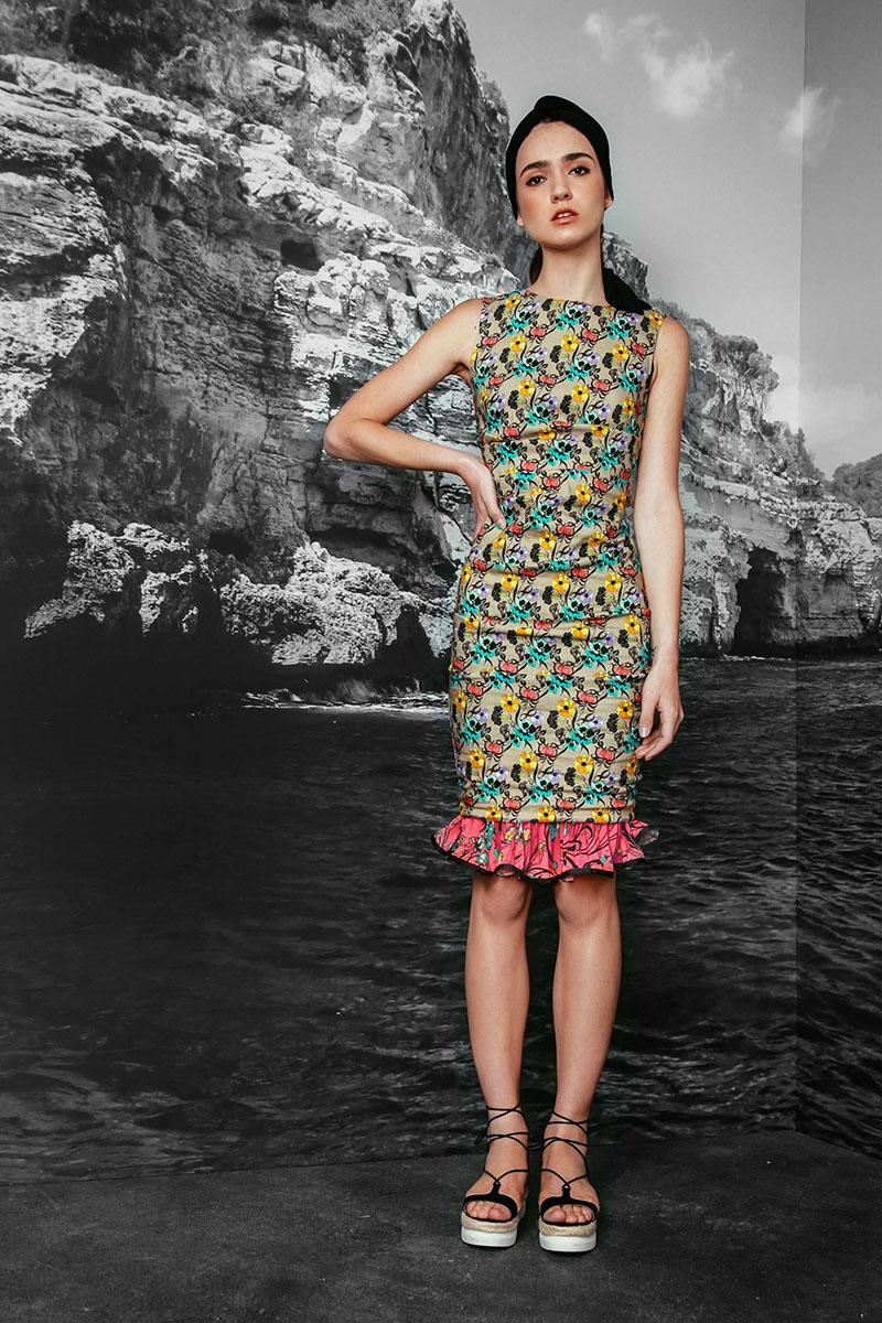 Nicole-Miller-resort-2017-fashion-show-the-impression-12