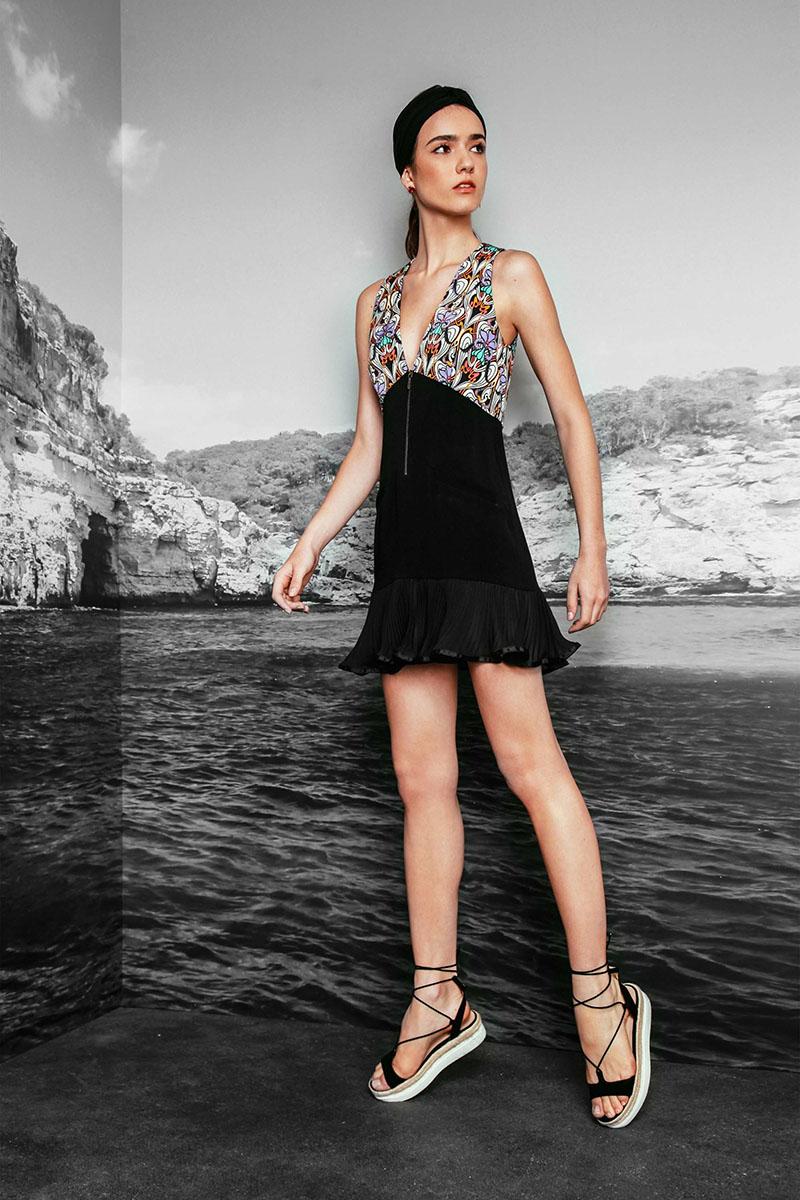 Nicole-Miller-resort-2017-fashion-show-the-impression-24
