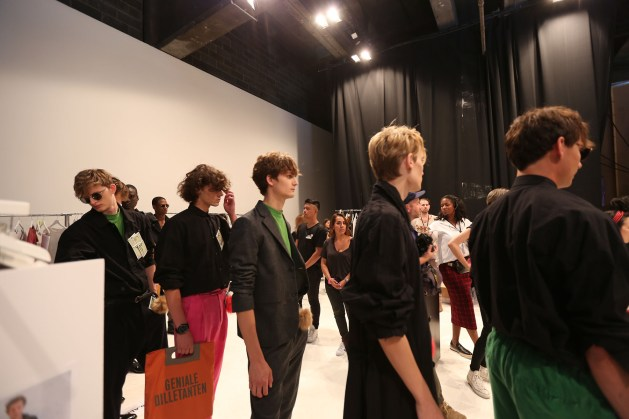 Robert-Geller-fashion-show-backstage-spring-2017-the-impression-033