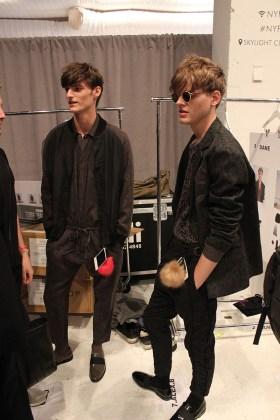 Robert-Geller-fashion-show-backstage-spring-2017-the-impression-066