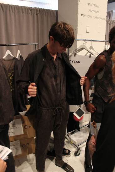 Robert-Geller-fashion-show-backstage-spring-2017-the-impression-085