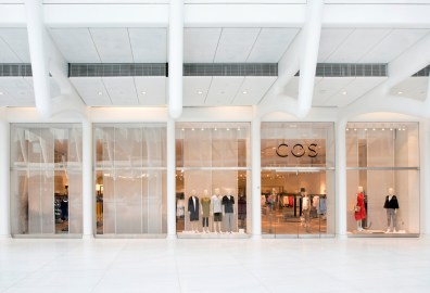 COS Westfield World Trade Center Mall-1
