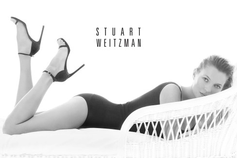 Kate Moss, SS14 Nudist