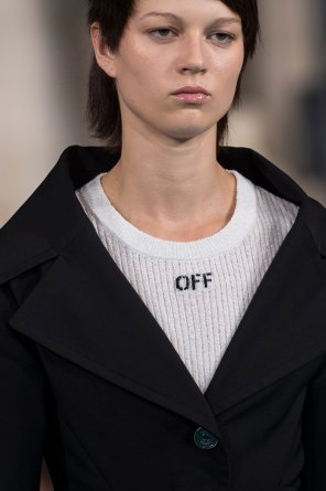 Off White clp RS17 3806