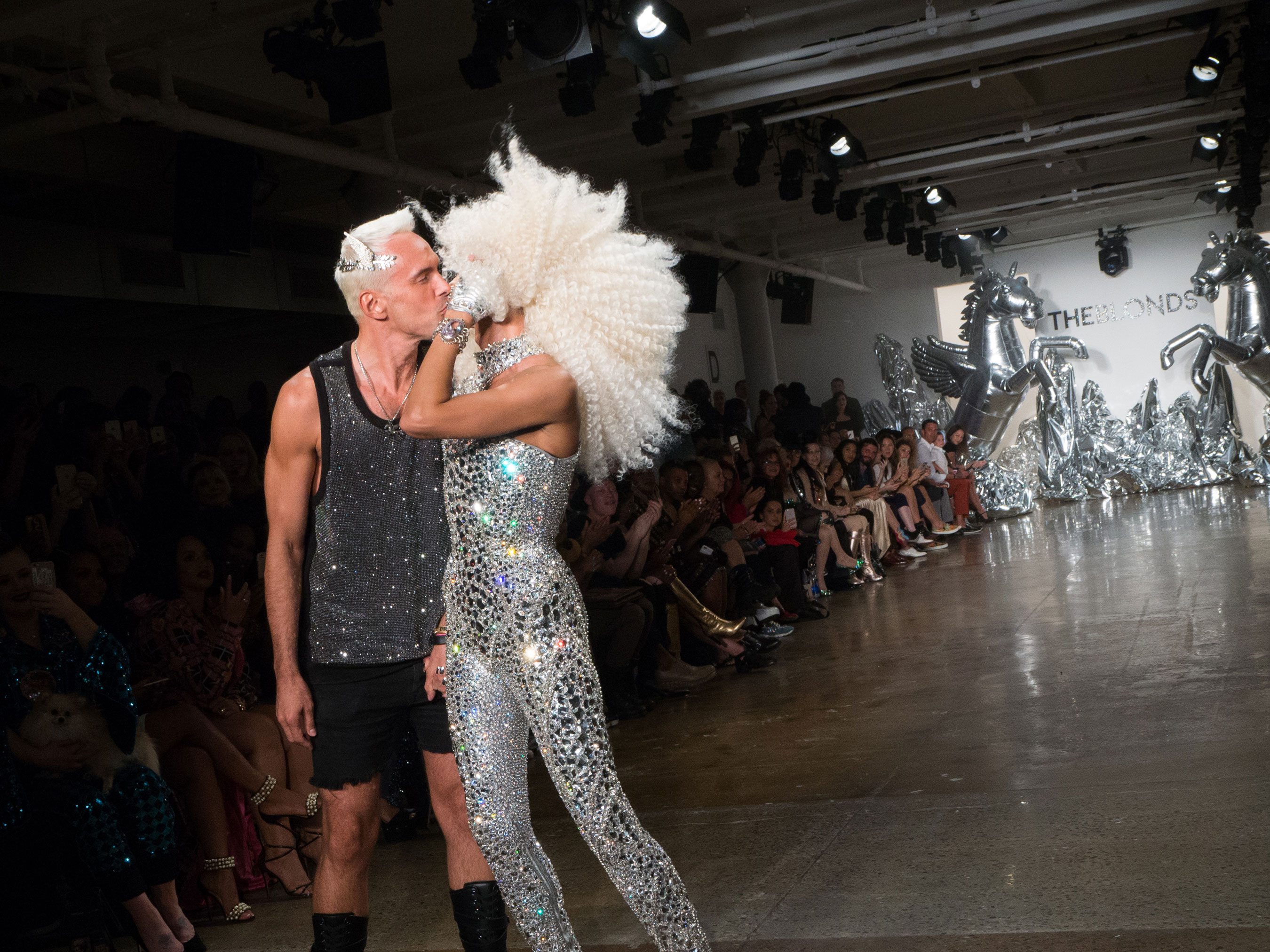 The Blonds atm RS17 0214