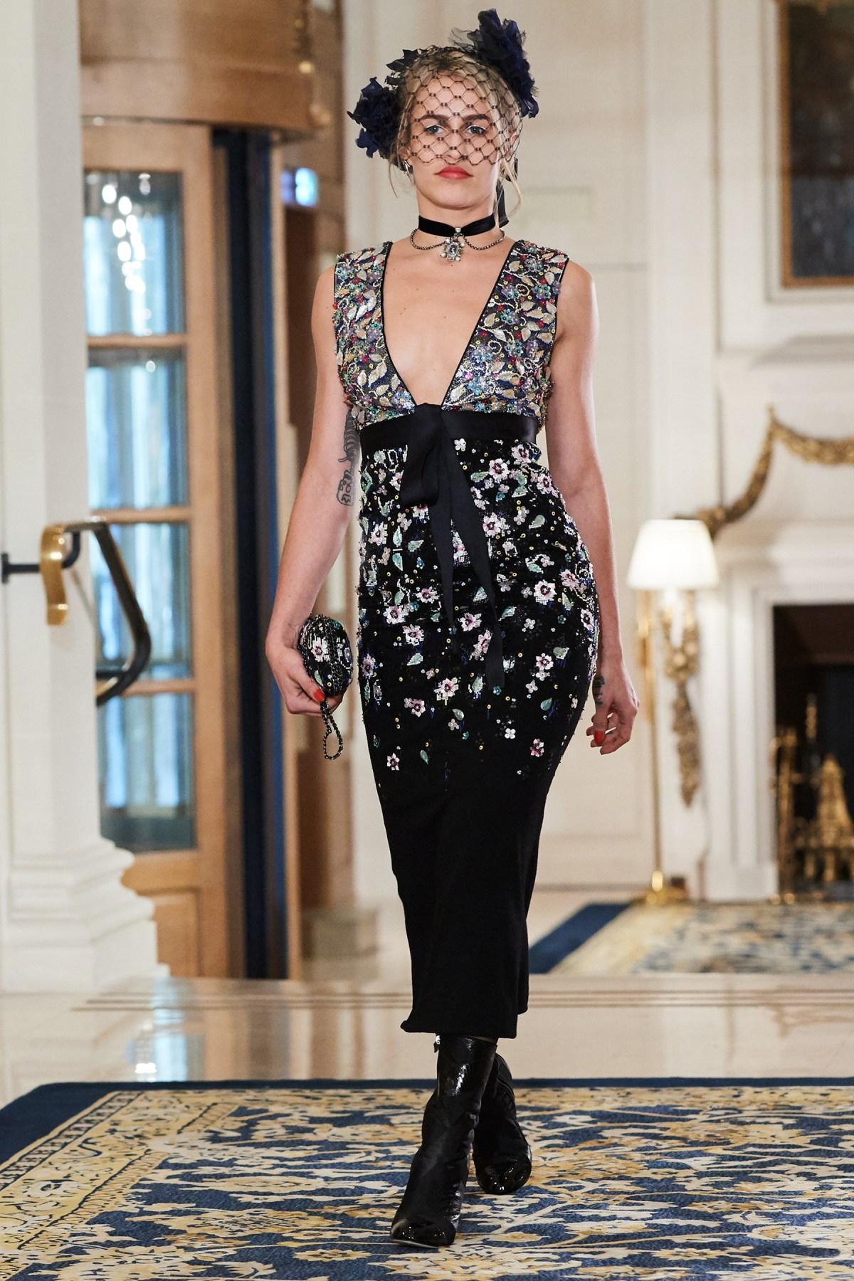 Chanel Metiers d'Art PO FW16 0130