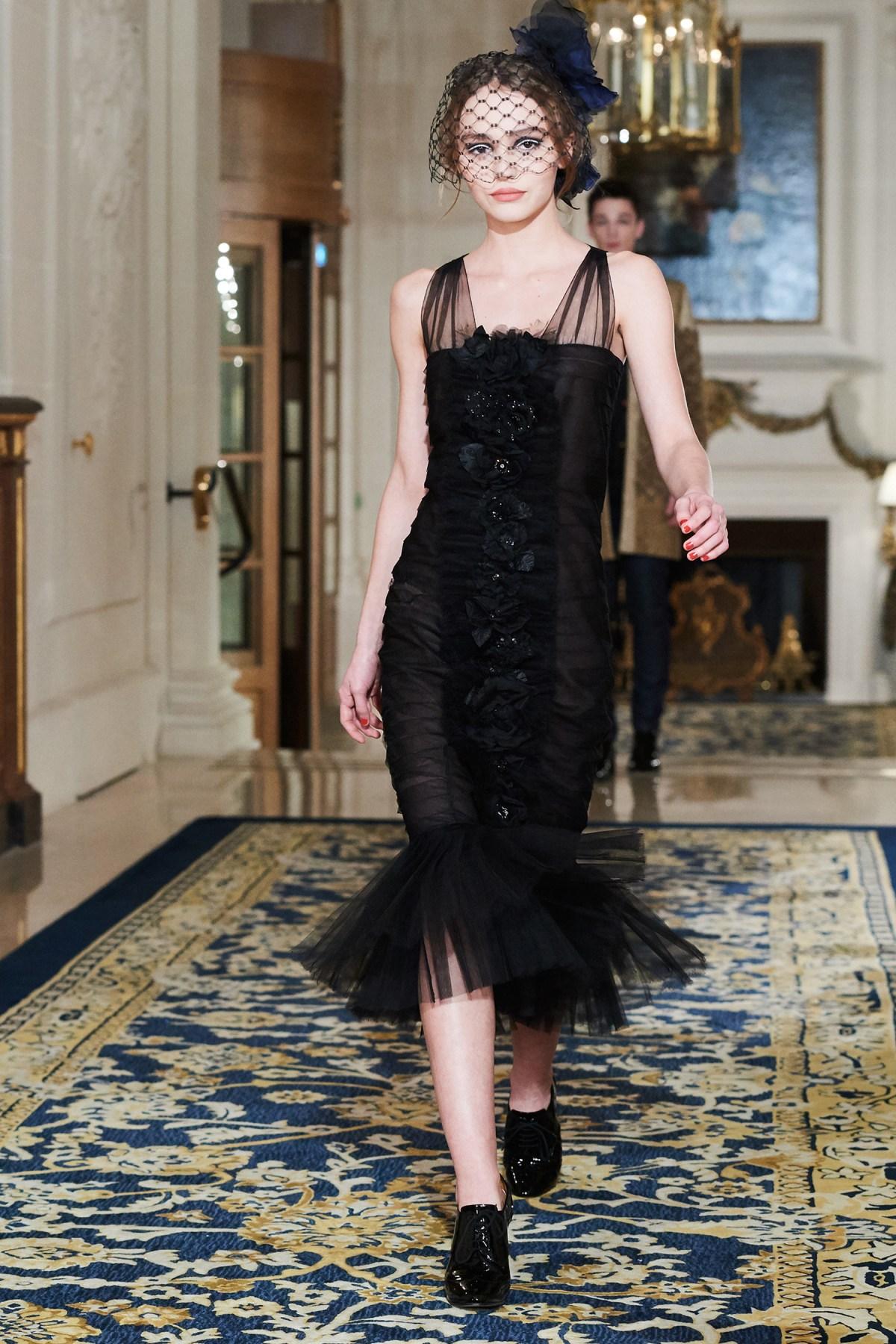 Chanel Metiers d'Art PO FW16 0158