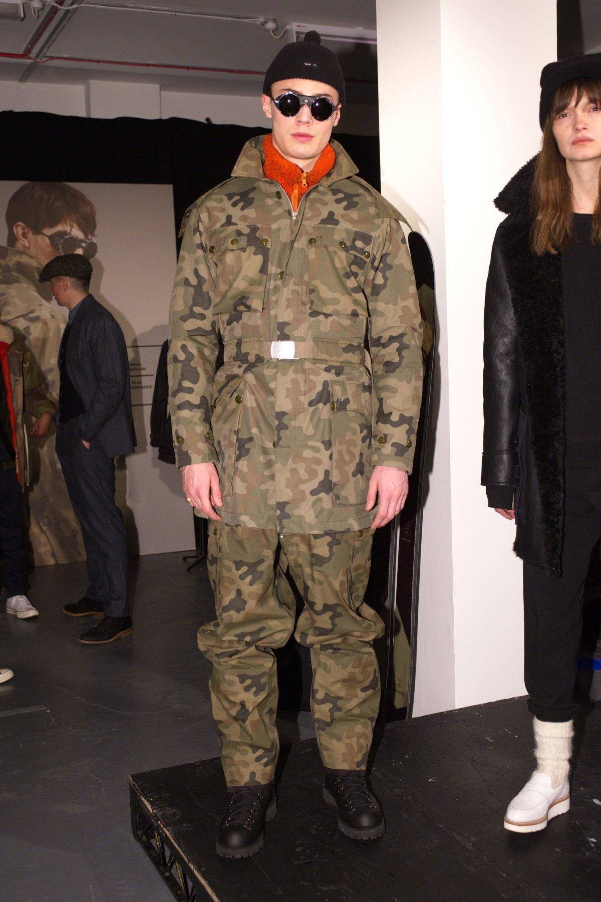 Nigel Cabourn m RF17 0001