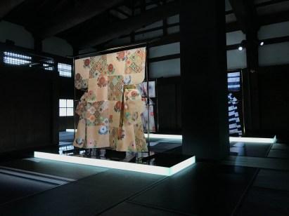 Kimono Roboto Exhibition,2018