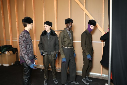 Robert-Geller-Fall-2017-mens-fashion-show-backstage-the-impression-163