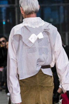 Vetements clp RF17 9074