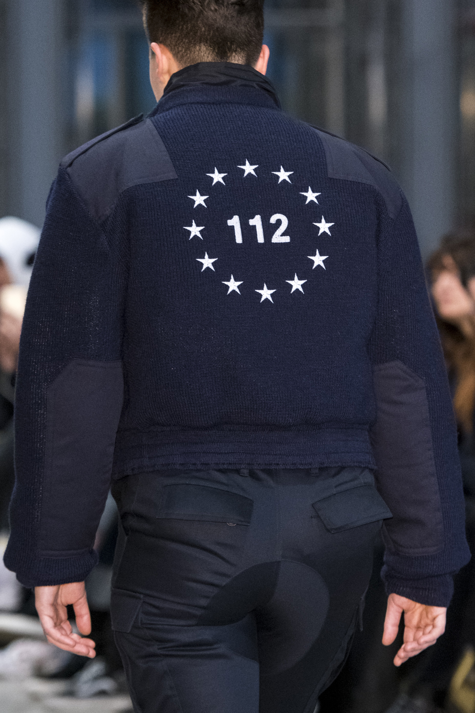 Vetements clp RF17 9128