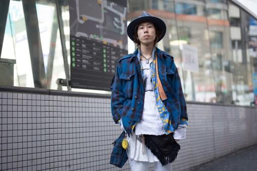 Tokyo str RF17 1275