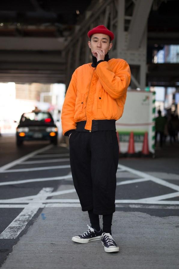 Tokyo str RF17 1336